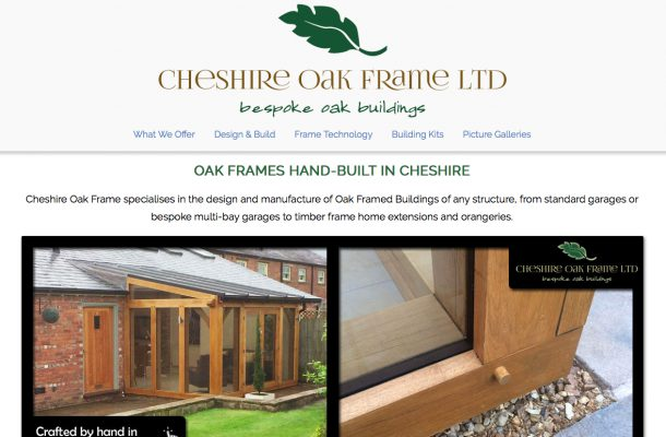 Cheshire Oak Frame