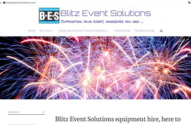 Blitz Event Solutions