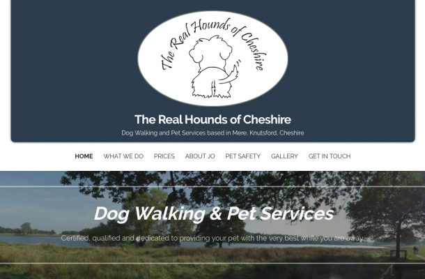 Real Hounds of Cheshire