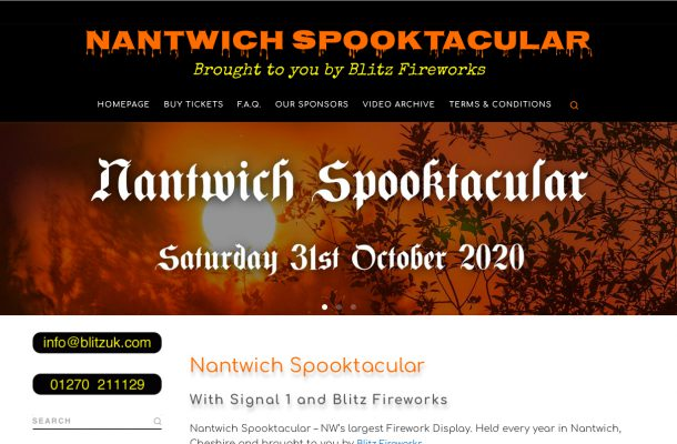Nantwich Spooktacular