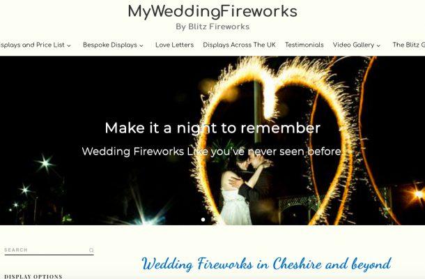 My Wedding Fireworks