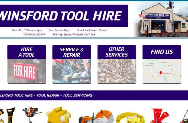 Winsford Tool Hire